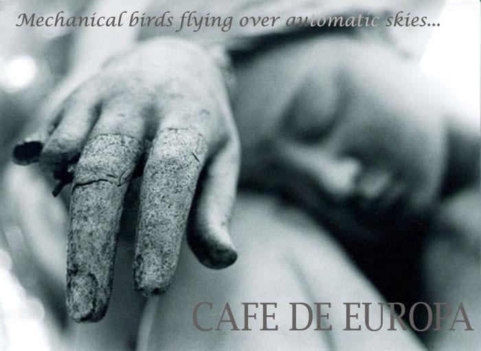 CAFE DE EUROPA