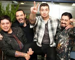 """Banda Malta faz sucesso com o álbum """"Supernova"""""""