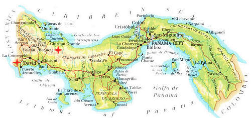 Panama Tourism And Travel Where Is Panama - Where is panama