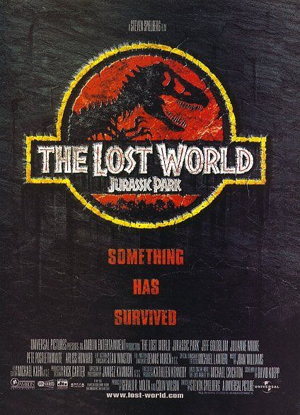 DVD Challenge #23: THE LOST WORLD: JURASSIC PARK