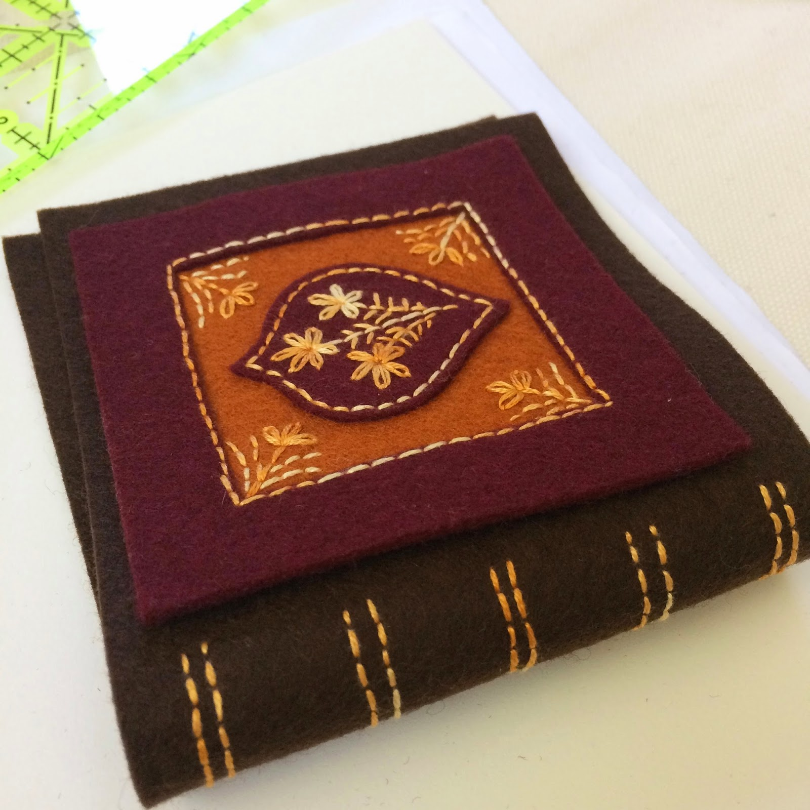 needle book project