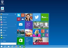 New features of Microsoft Windows 10