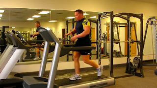 Treadmill Cardiovascular Workout Benefits