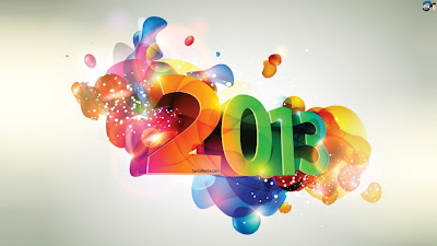Happy New Year 2013 Wallpapers HD