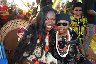 Chinedu And Nneoma Ikedieze Cancel December 10th White Wedding 1