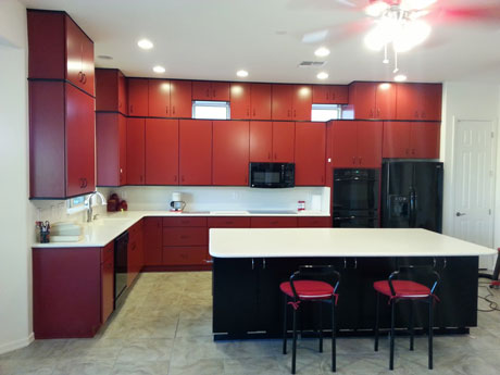 Kitchen AZ Cabinets Complete Kitchen Remodel Start to Finish in Phoenix
