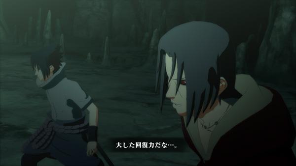 Sasuke And Itachi Vs Kabuto Storm 3 Trailer de naruto storm 3