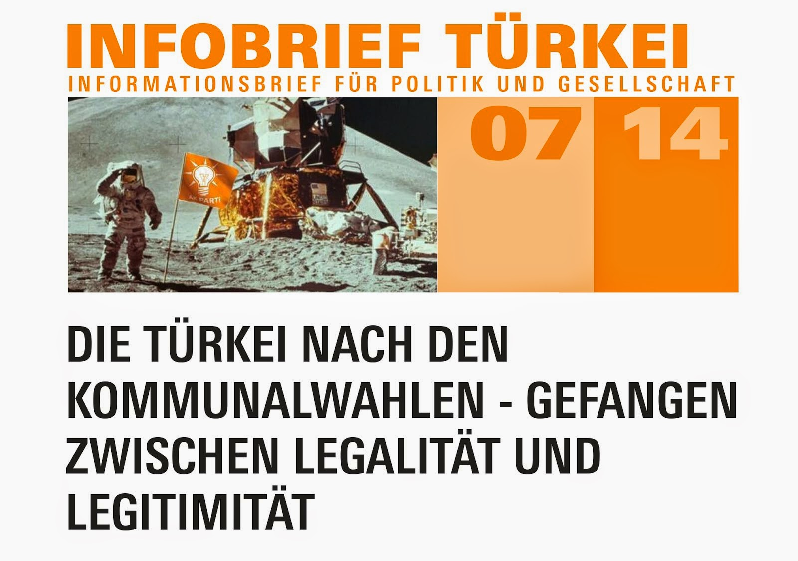 Infobrief Türkei 07/2014