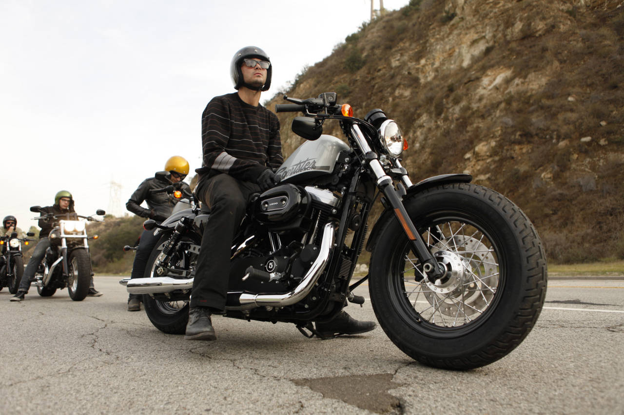 the evolution of the harley davidson motor company Harley customers are extremely loyal to the brand, and believe that harley-davidson makes the best heavyweight motorcycles in the world william s harley and william a.