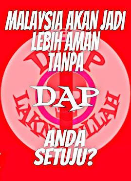 TANPA DAP MALAYSIA AMAN
