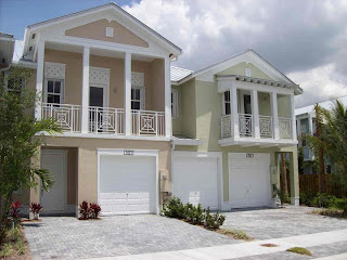 reserve at doral townhomes