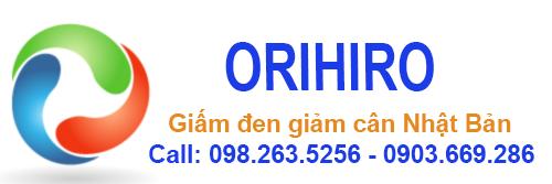 Giấm đen giảm cân Orihiro
