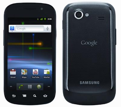 Schematic Samsung Google Nexus S I9023