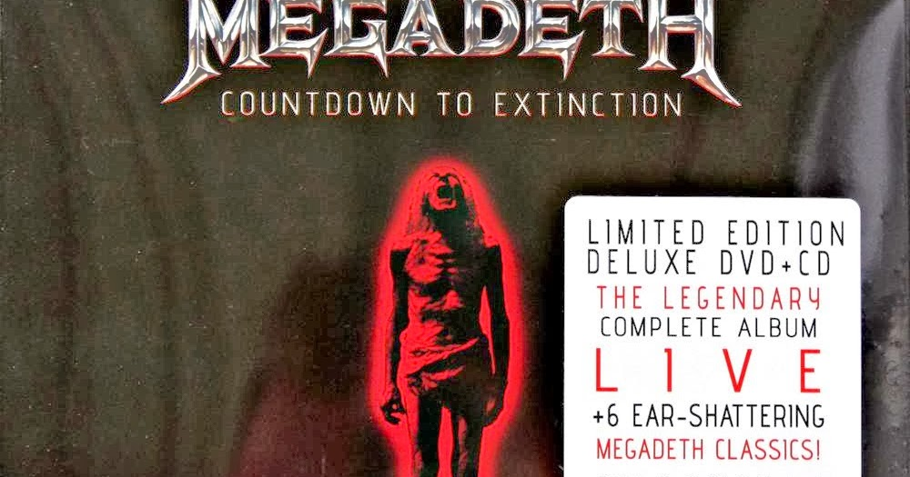 metalart megadeth countdown to extinction live 2013