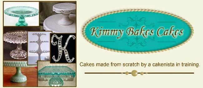 Kimmy Bakes Cakes