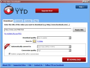 YouTube Downloader 3.9