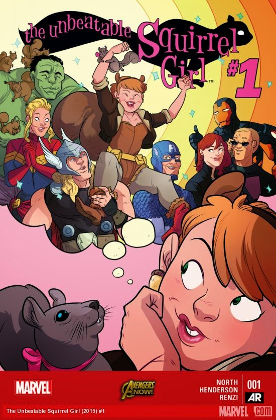 The Unbeatable Squirrel Girl - Ryan North - Erica Henderson
