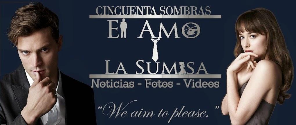 """Cincuenta Sombras """"El Amo y La Sumisa"""""""