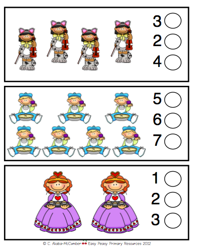 are geared to more basic skills: number recognition, alphabet ...