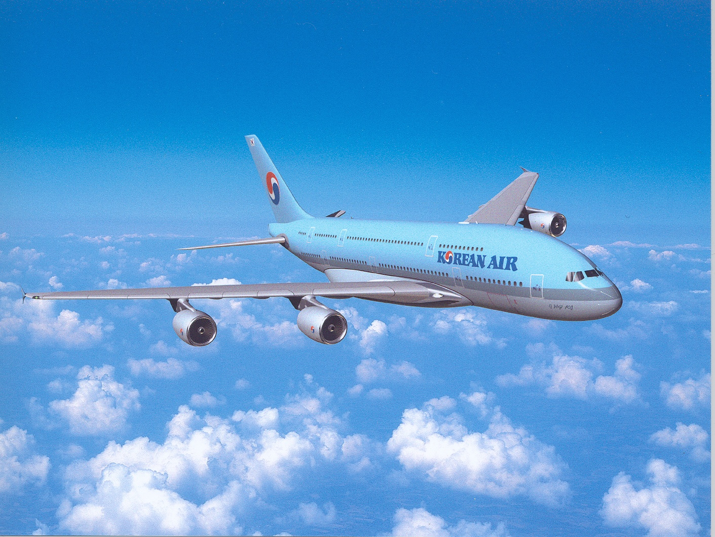 korean airlines pictures
