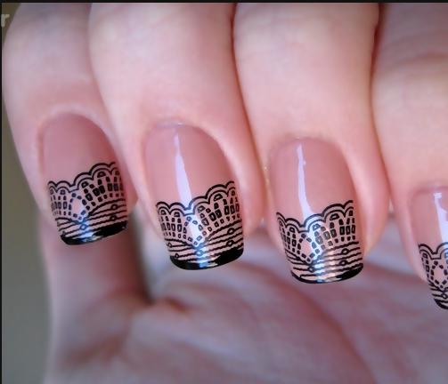 decorar unha branca:Blog da Fabi: Risqué lança canetas esmalte para decorar unhas