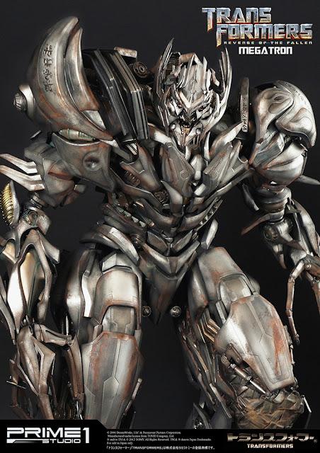 [Prime1Studio] Transformers: Revenge of The Fallen: Megatron Polystone Statue 1363962861_9