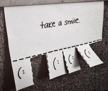 Take a smile:D
