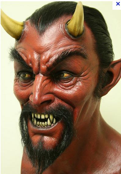 Satan head