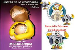 Eucaristía Patronos de la Enseñanza 2016