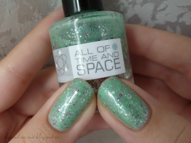 NerdLacquer All of Time and Space