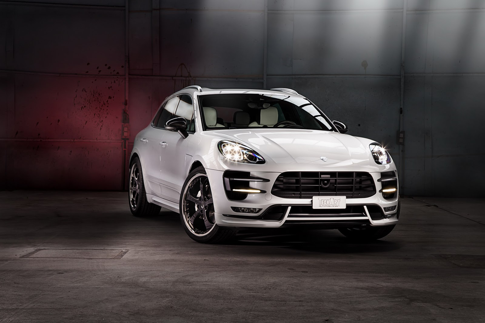 Techart Wants To Customize Your Porsche Macan Interior Carscoops
