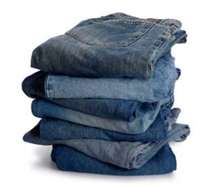 jeans usados