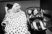 2011: Napping With Grandma Halo