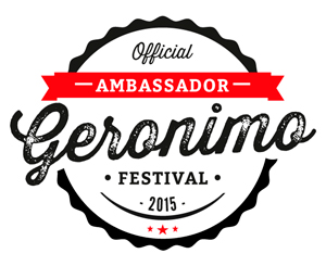 We Are Geronimo Festival Ambassadors!