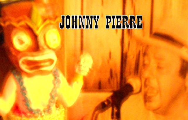 Johnny Pierre