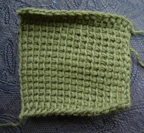 Similar Crochet Techniques - Different Name, Different Purpose