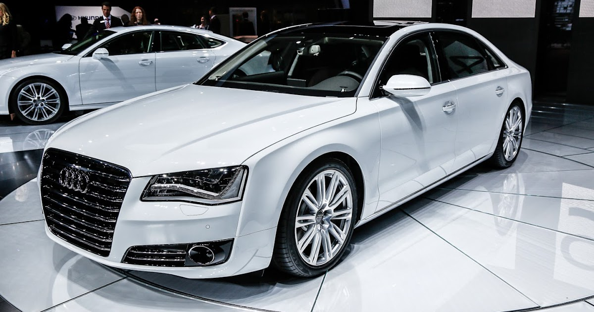 Brilliant Cars Audi A8 2014