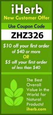 Ahorra hasta 10$ en iHerb