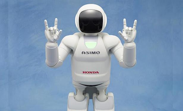Fotos New ASIMO Honda News Releases 2011