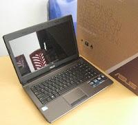 jual laptop asus x44h di malang