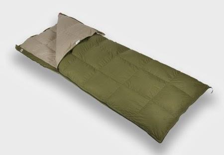 Polydaun deken slaapzak Havik