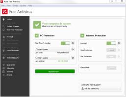 Avira Free Antivirus Free Download & Reviews