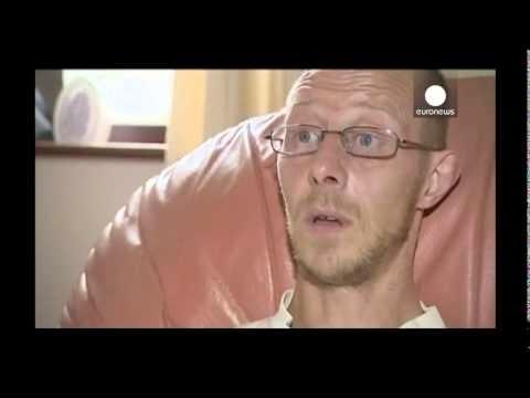 A former British hostage was freed in Libya