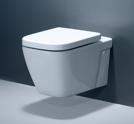 My precious white space floating toilet - Latest toilet bowl design ...