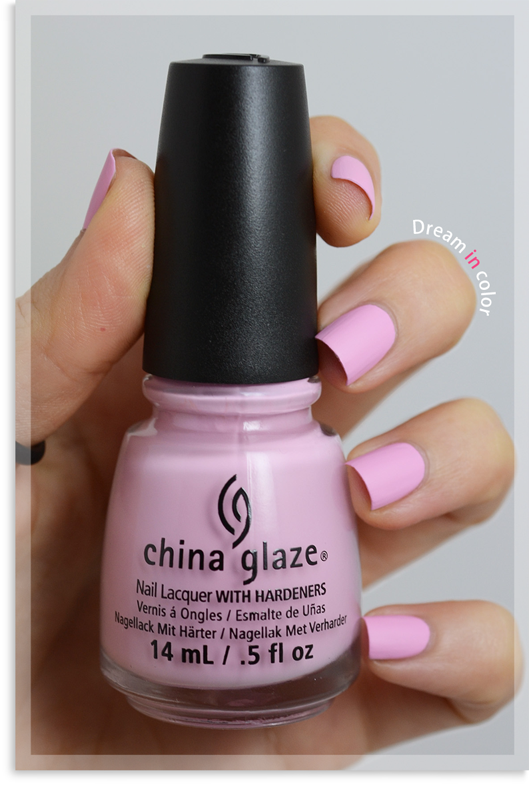 China Glaze Life is beautiful