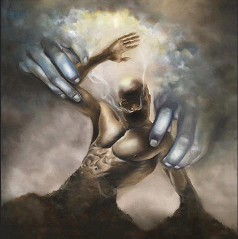 Prometheus Creating Man BRIAN SIBLEY : his blo...