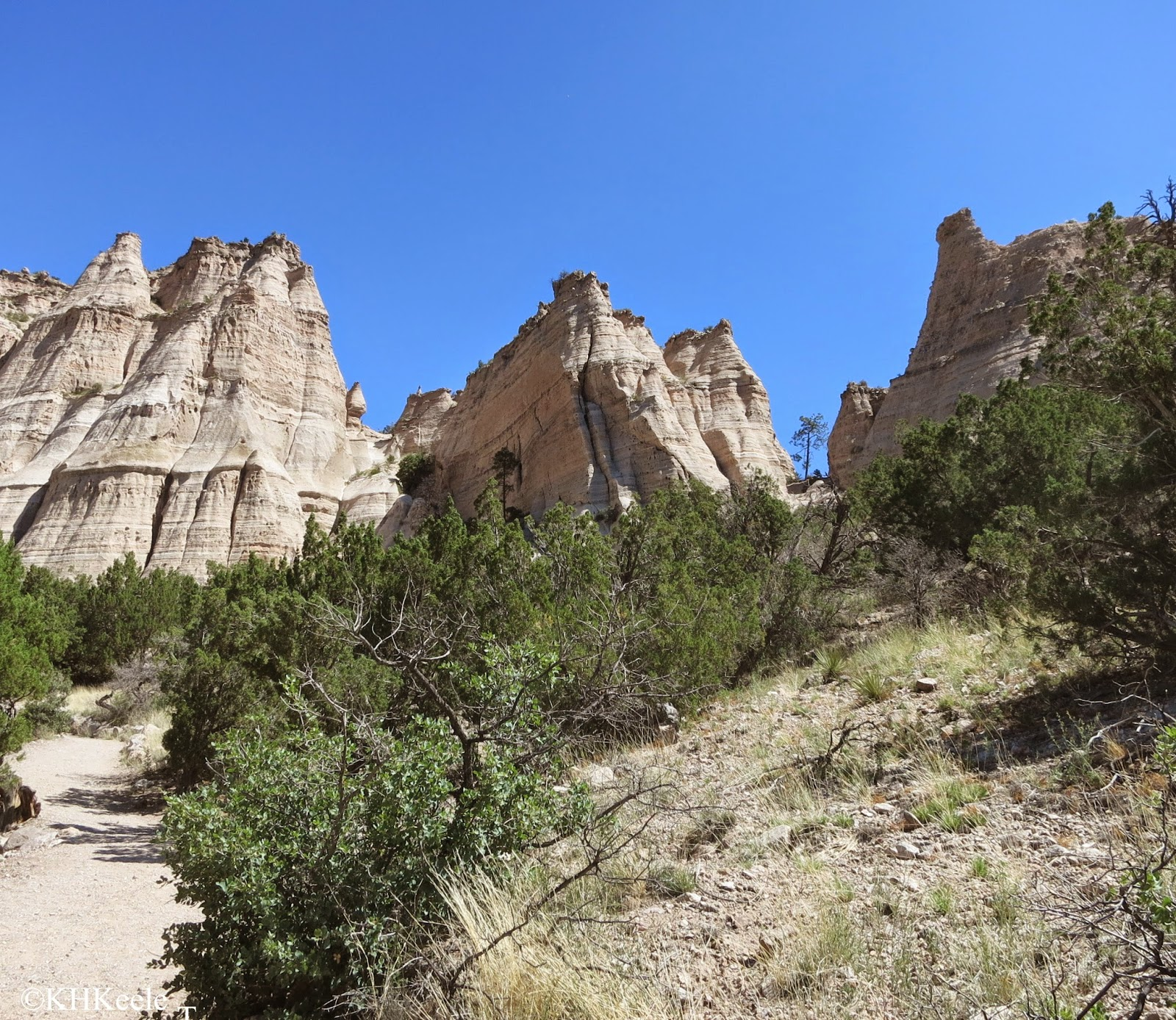 Kasha-Katuwe National Monument, New Mexico