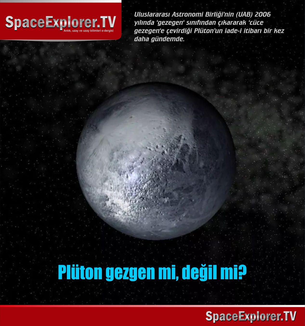 Plüton, Cüce gezegen, Harvard Smithsonian Astrofizik Merkezi, Güneş sistemi, Uluslararası Astronomi Birliği,