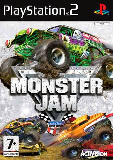 Monster Jam Urban   Ps2 Iso Ntsc www.juegosparaplaystation.com