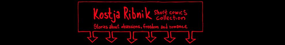Kostja Ribnik web comics